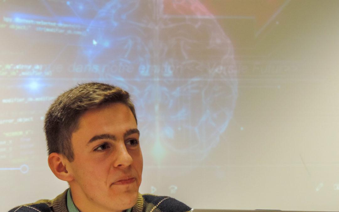 Victor Bordère : «Vers le Futur»