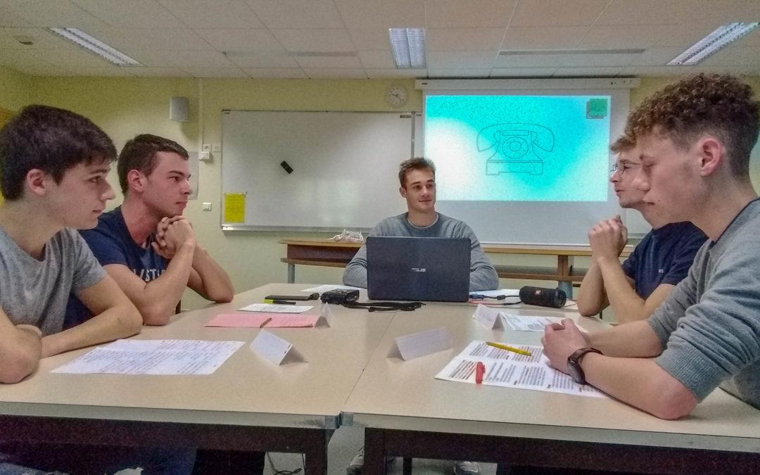 Robin Gillet : «Débat France Divers – L'intelligence artificielle»