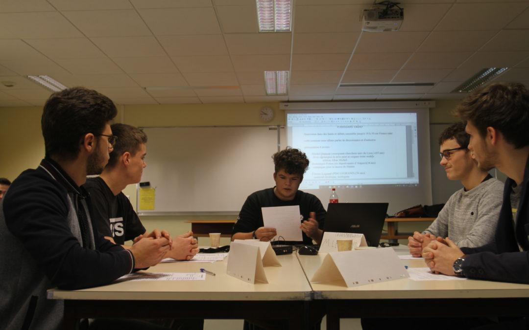 Hugo Daniel : «Des hauts et débats»